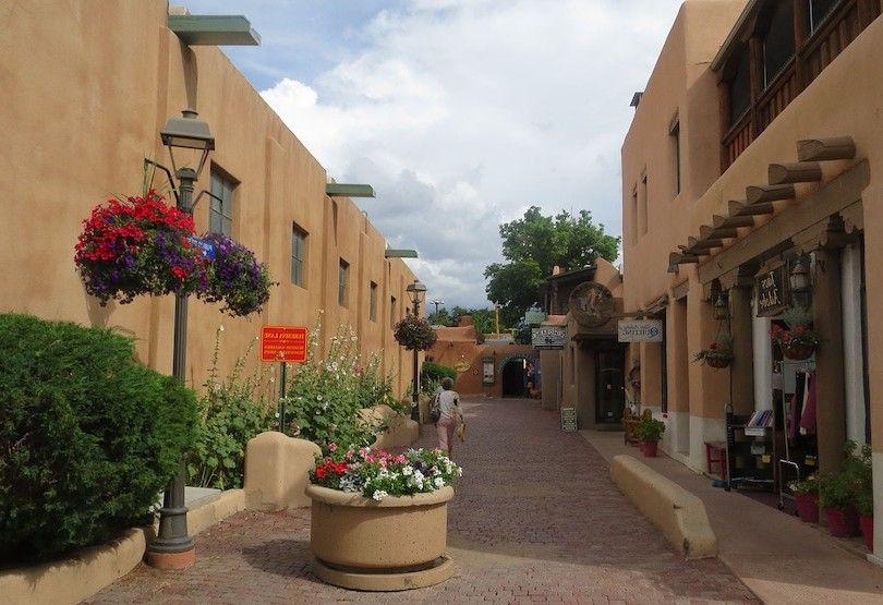 Plaza De Taos