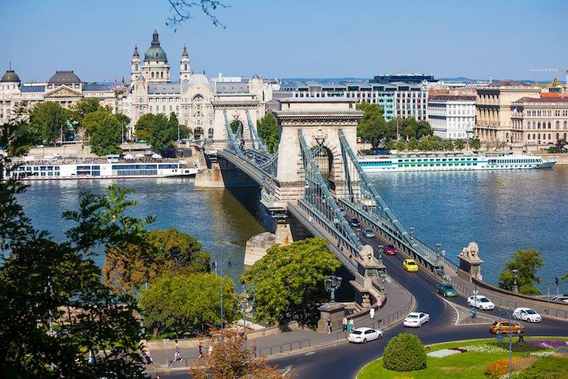 Puente De Cadena Szechenyi