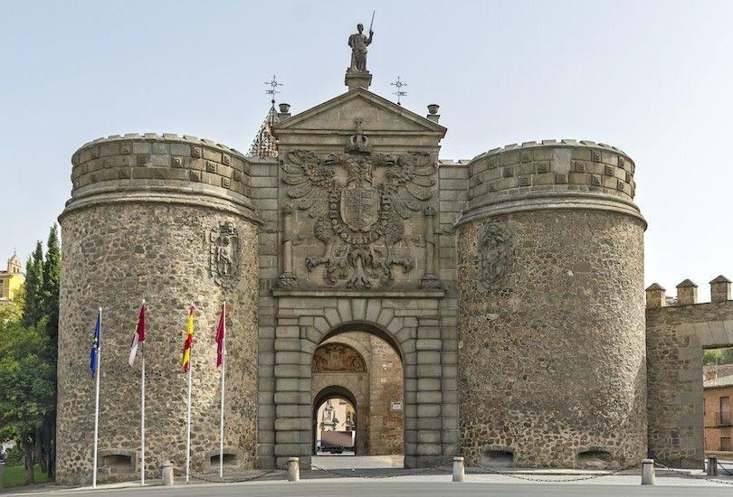Puerta De Bisagra De Toledo