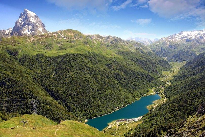 Pyrenees Parque Nacional