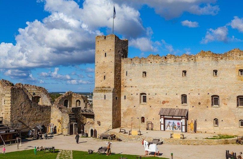 Rakvere Castillo