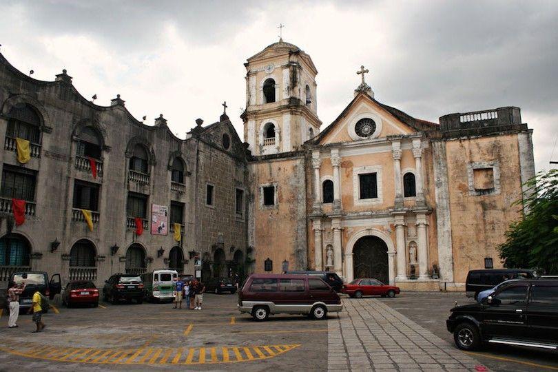 San Agustin Iglesia Manila