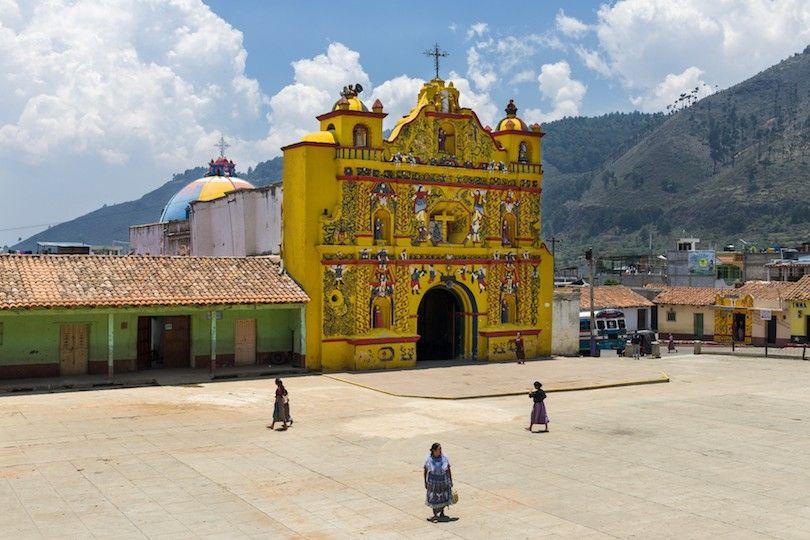 San Andrés Xecul Iglesia