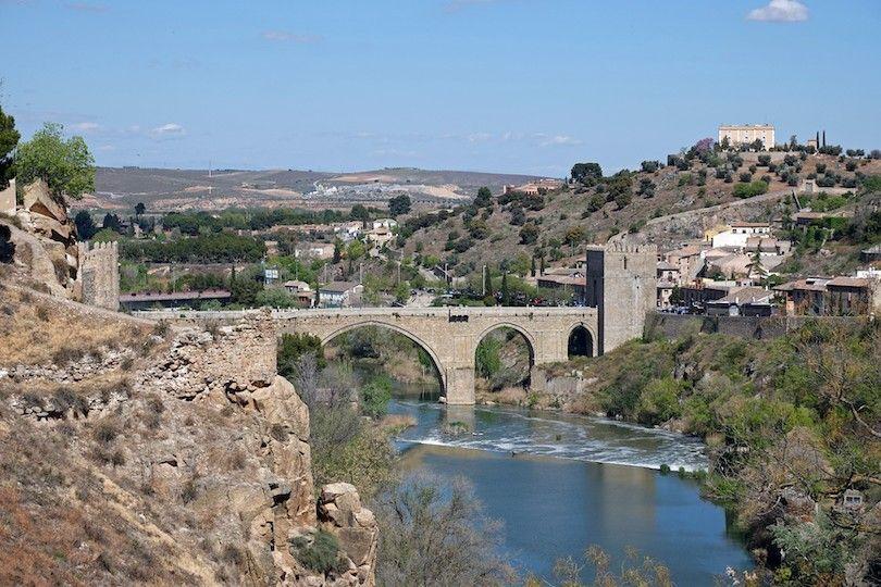 San Martín Puente De Toledo