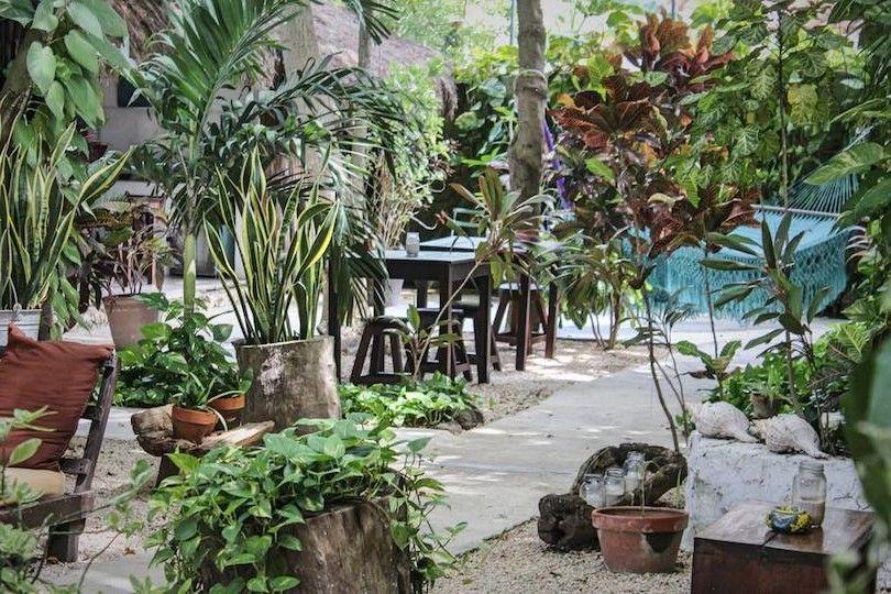 Secreta Hotel Tulum Jardín