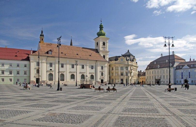 Sibiu Gran Plaza