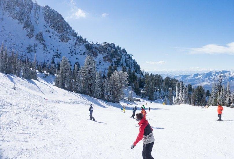 Snowbasin Estación De Esquí