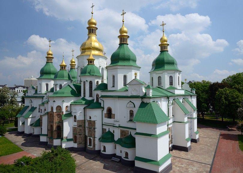 Sophias Catedral De Saint