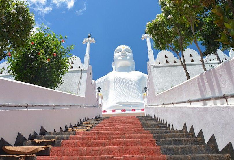 Sri Maha Bodhi Viharaya