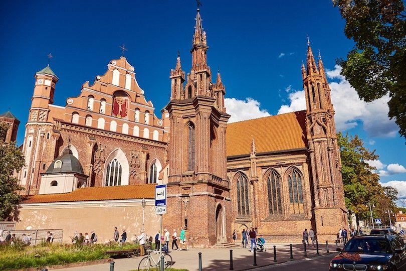 St Annes Iglesia