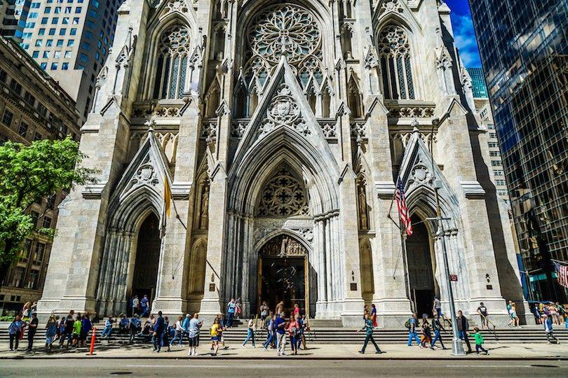 St Patricks Catedral