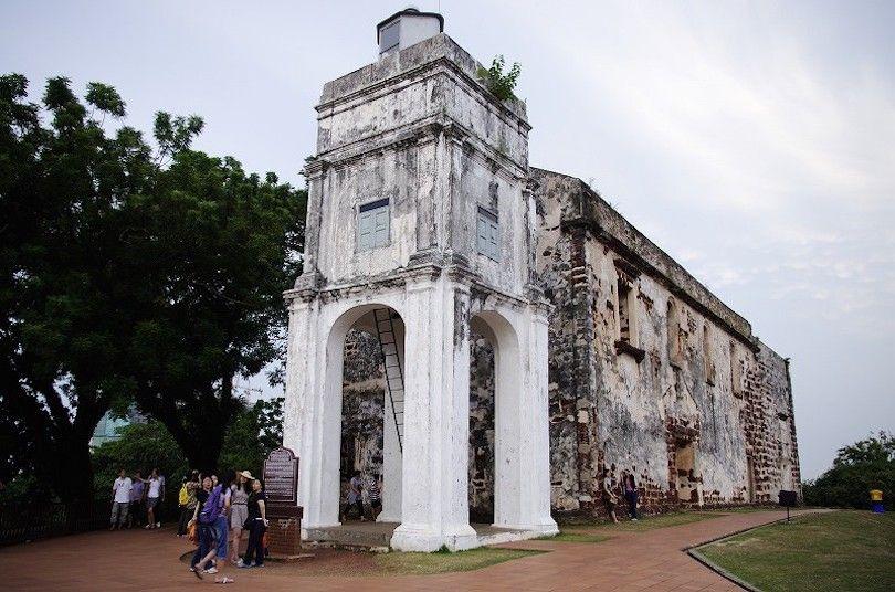 St Pauls Iglesia Malacca
