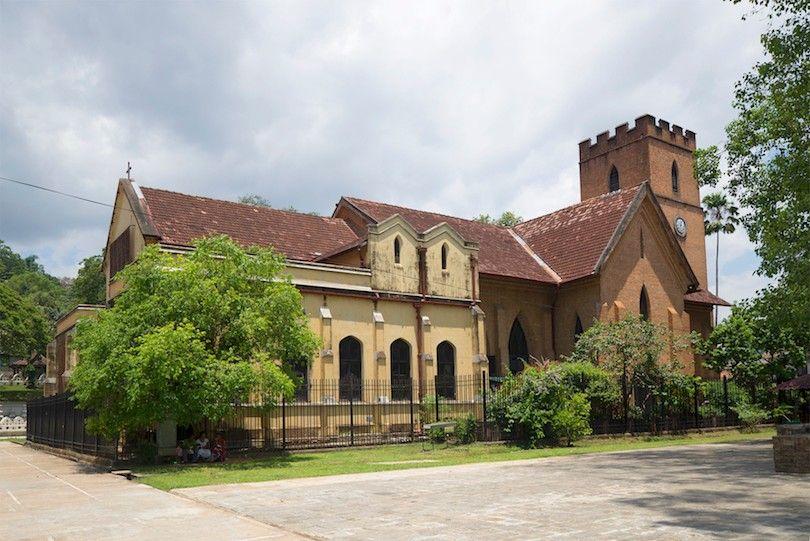 St Pauls Iglesia