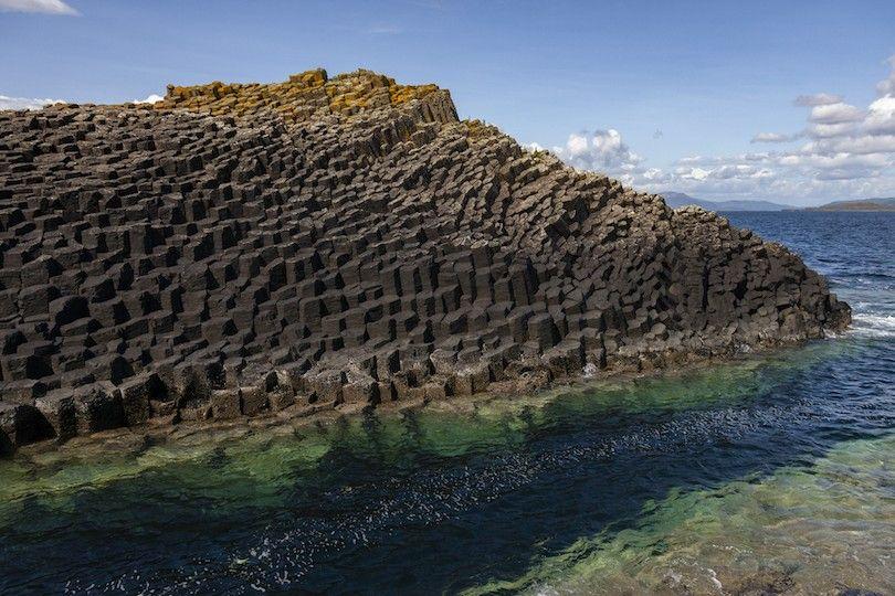 Staffa Escocia