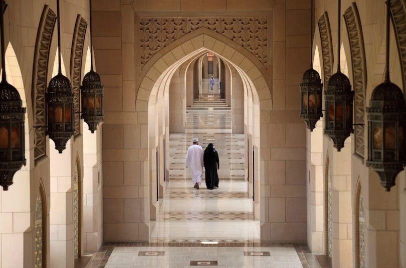 Sultan Qaboos Gran Mezquita