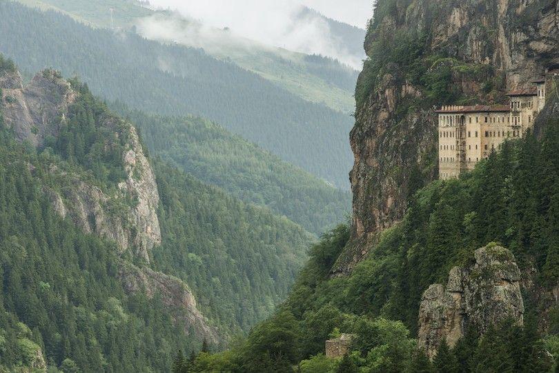 Sumela Monasterio