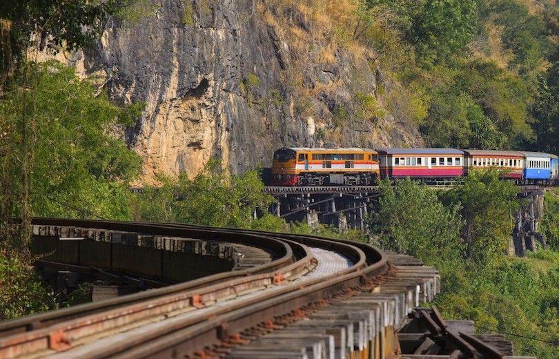 Tailandés Ferrocarril De Birmania