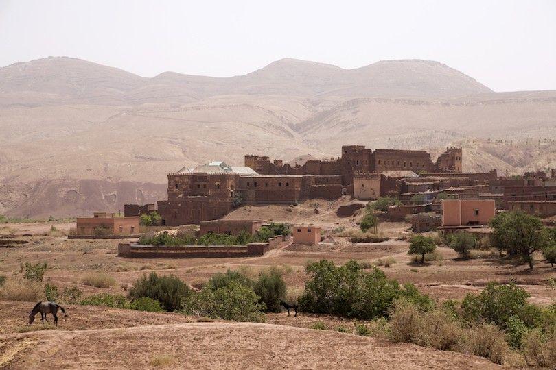 Telouet Kakasbah