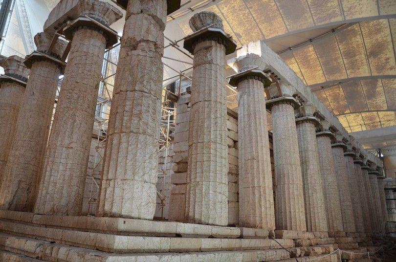 Templo De Apolo Epicuro