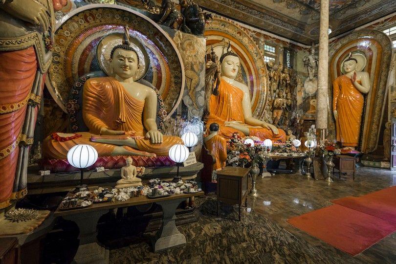 Templo De Gangaramaya