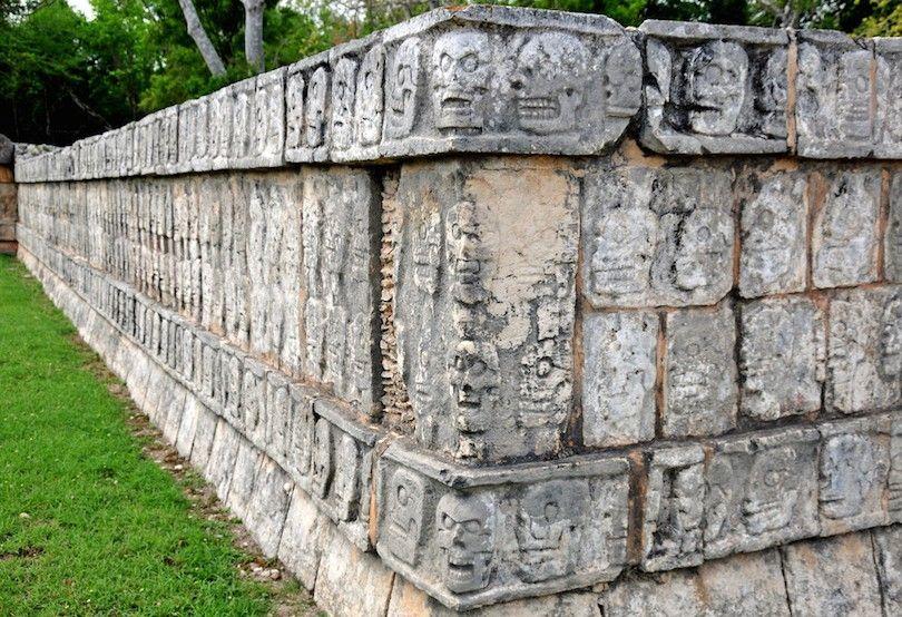 Templo De Los Cráneos