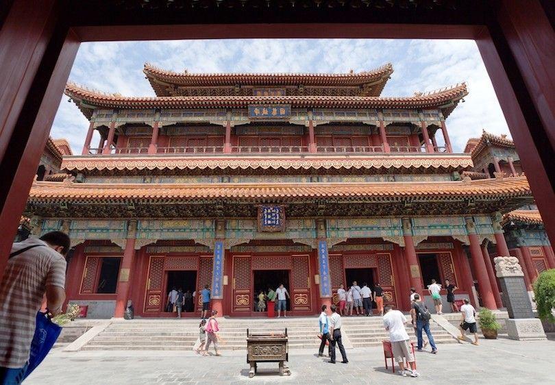 Templo Del Lama