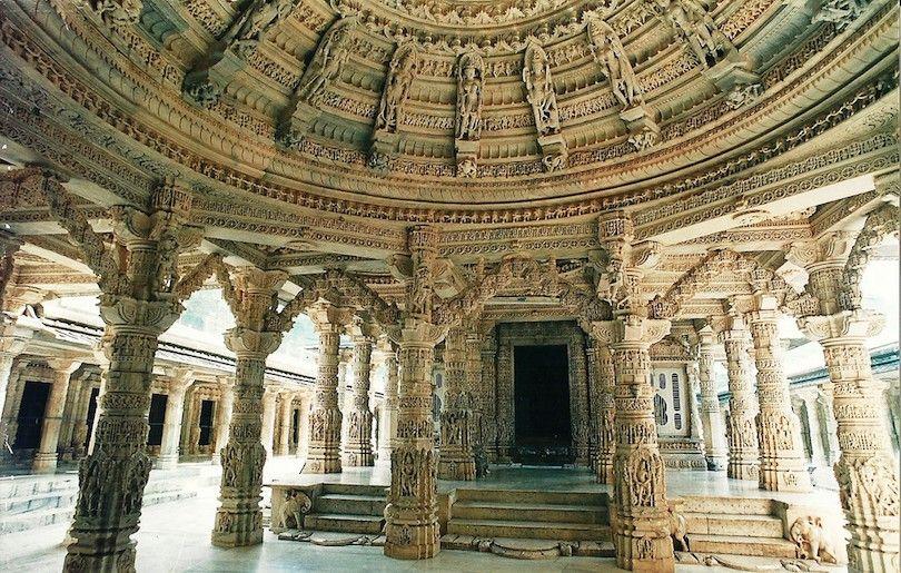 Templos Dilwara
