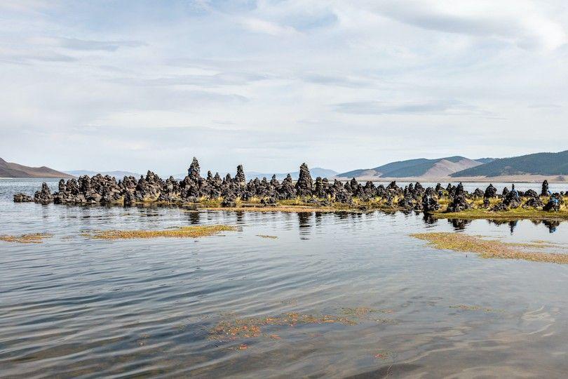 Terkhiin Lago Tsagaan