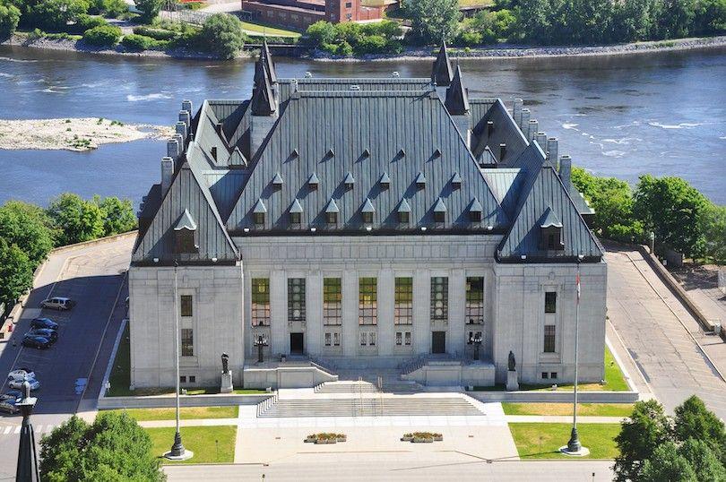Tribunal Supremo De Canadá