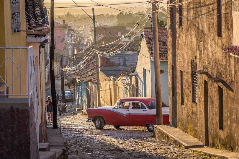 Trinidad Casco Antiguo