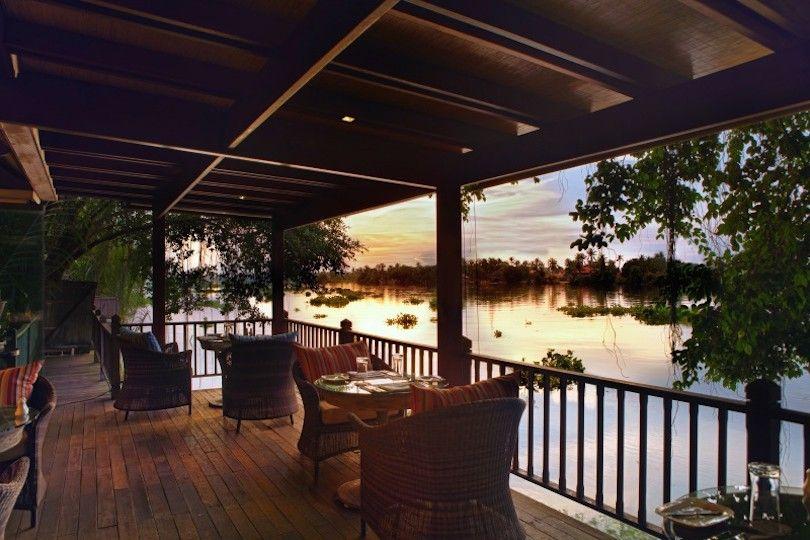 Un Lam Río Saigón