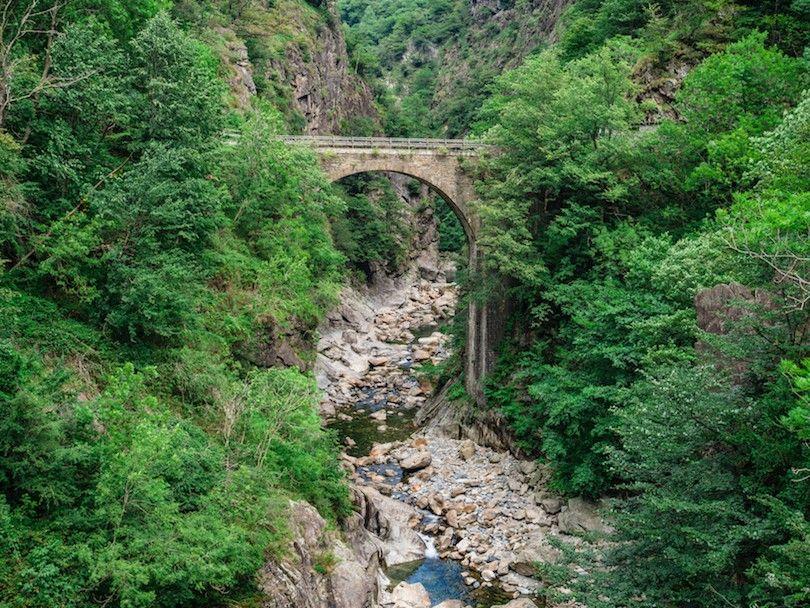 Val Grande Parque Nacional