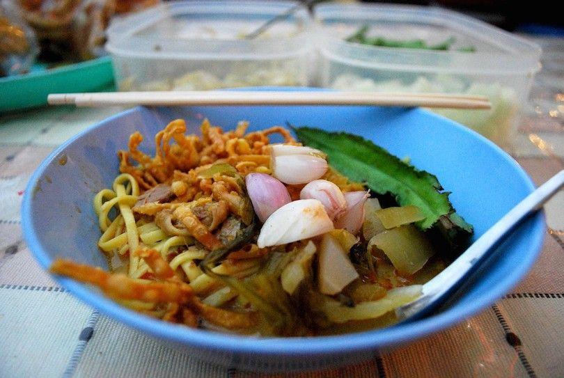 Viaje Culinario A Chiang Mai