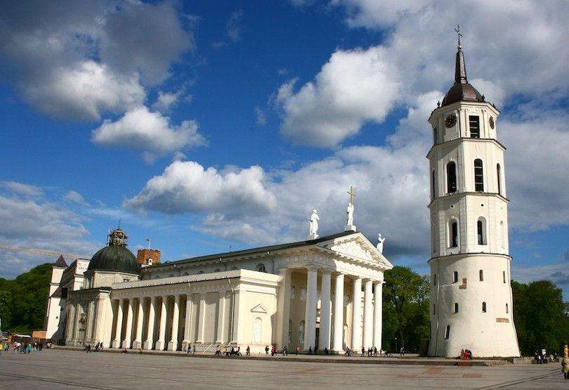 Vilnius Catedral