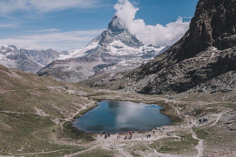 Zermatt Riffelsee