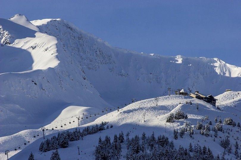 Zona De Esquí Alyeska