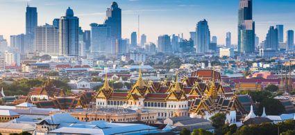 Aeropuerto de Bangkok 1