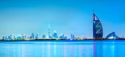 Aeropuerto de Dubai 1
