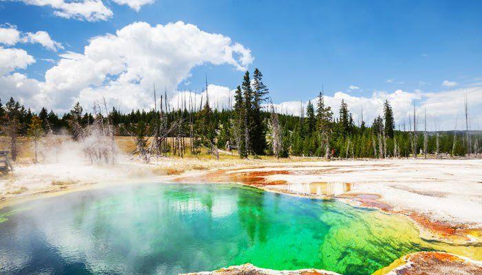 Itinerario de viaje por los parques del Gran Noroeste de EEUU 2
