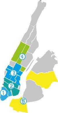 Itinerario de 5 días en Nueva York 1
