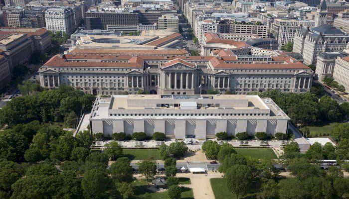 Museo Nacional de Historia Natural del Smithsonian, Washington 1