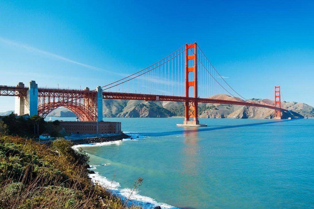 Puente Golden Gate de San Francisco: recorrido y miradores 1