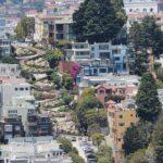 Russian Hill en la calle Lombard de San Francisco: guía turístico