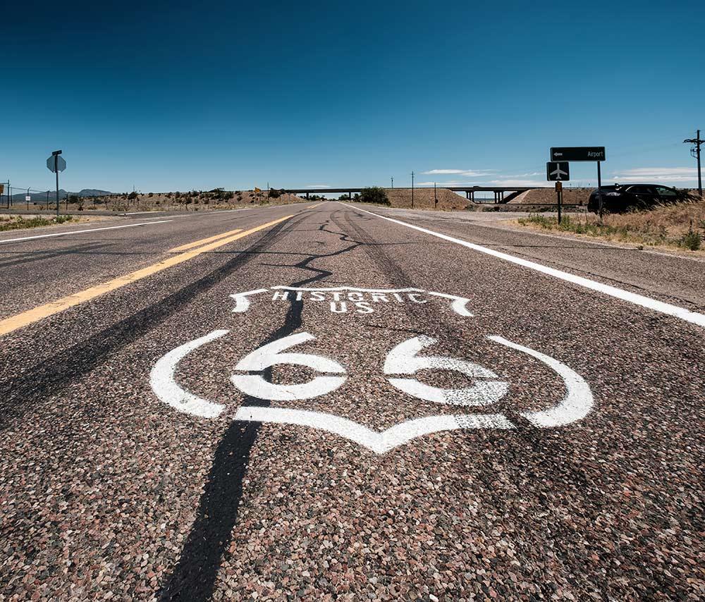 Ruta 66: ¡Itinerario de viaje en la carretera! 1