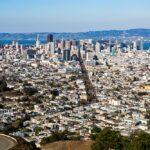 Twin Peaks en San Francisco para una gran vista