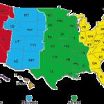 Zona horaria USA