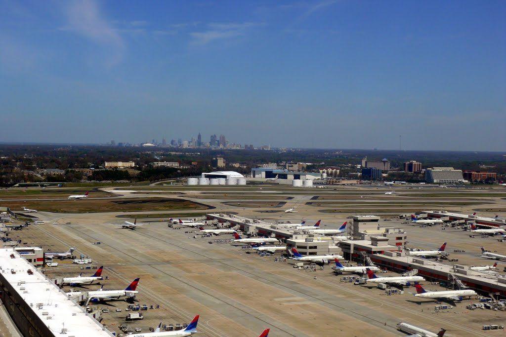 Aeropuerto Internacional Hartsfield-Jackson