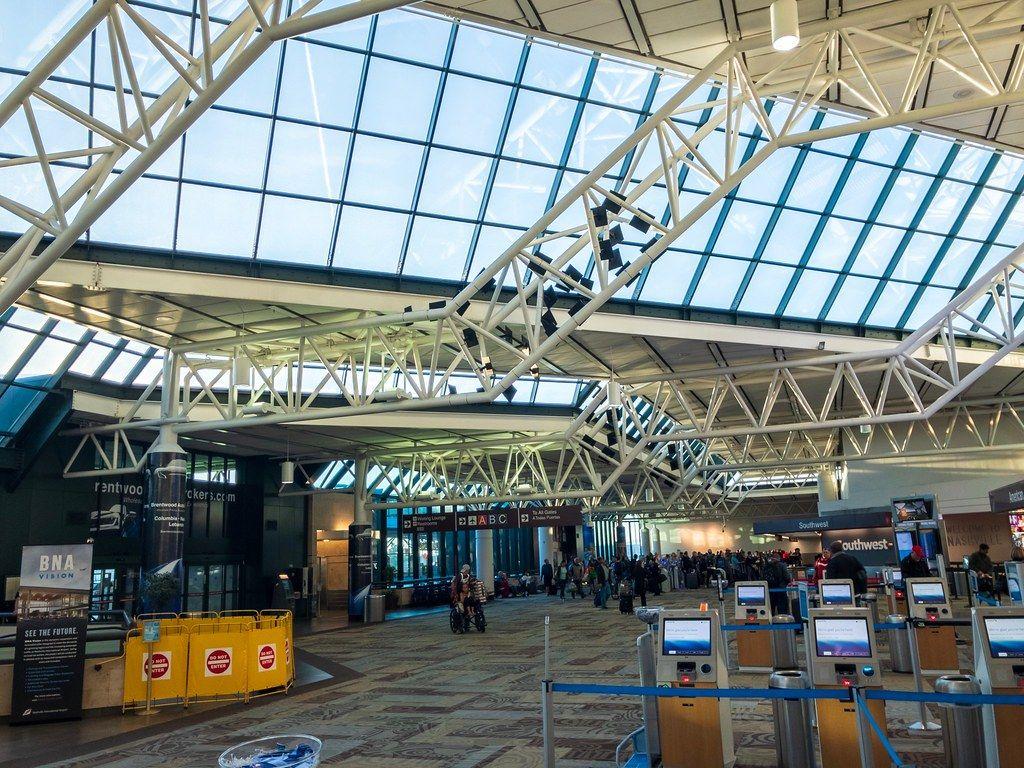 Aeropuerto Internacional Nashville