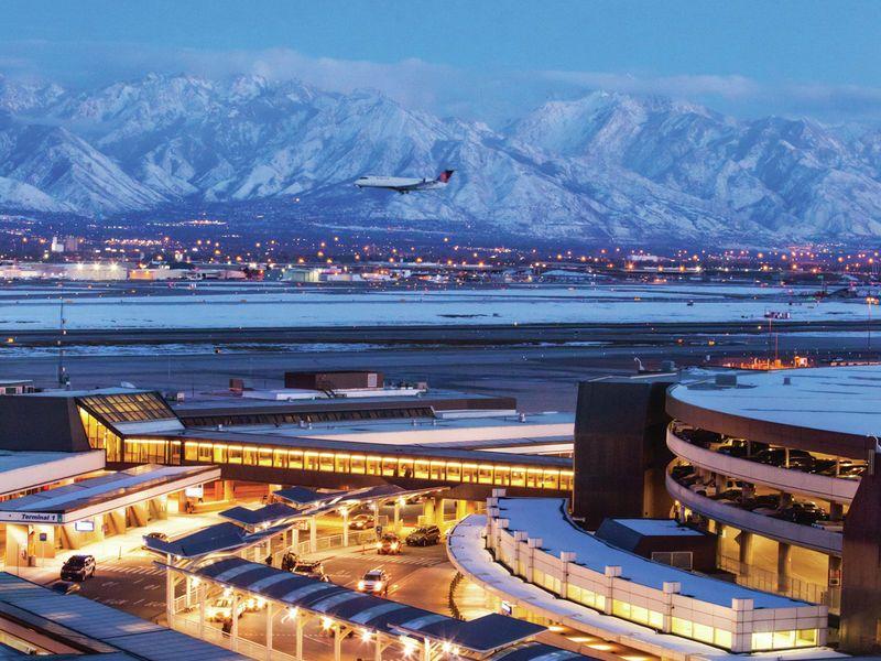 Aeropuerto Internacional de Salt Lake City