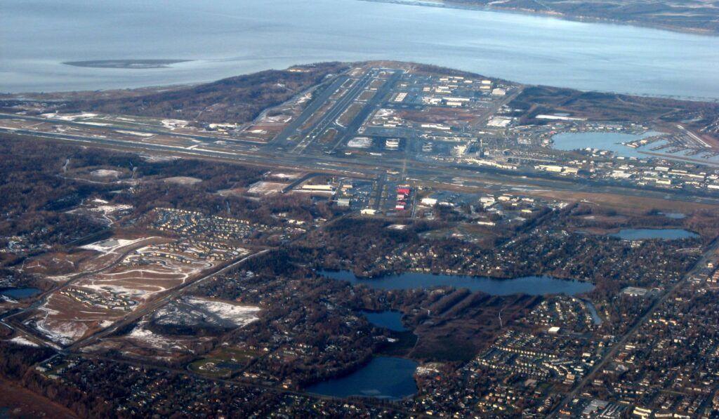 Aeropuerto de Anchorage